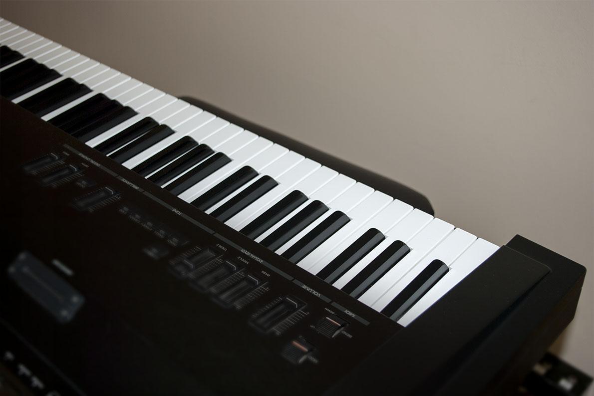 TASTIERA - PIANOFORTE
