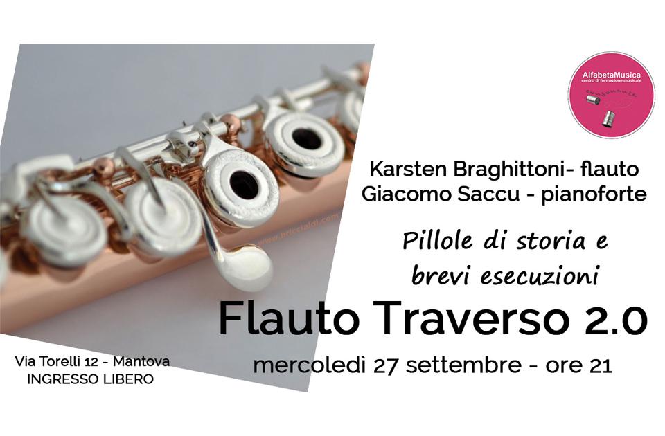 cover flauto traverso