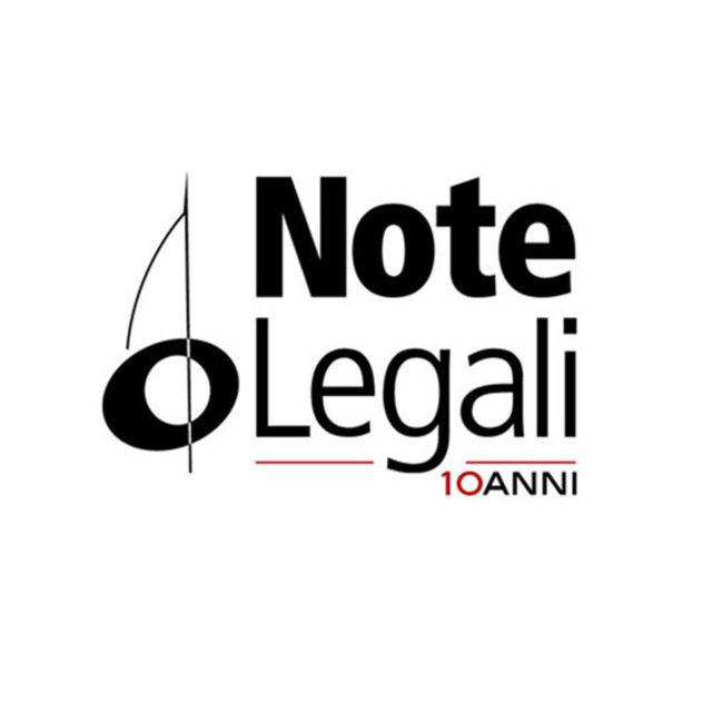 note legali cover