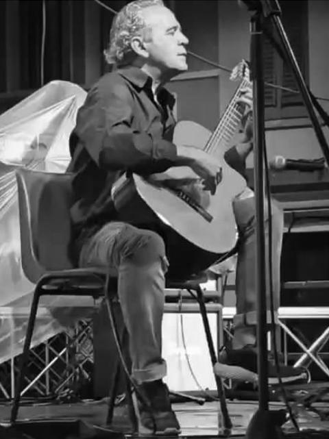 Franco Tidona Chitarra classica copia