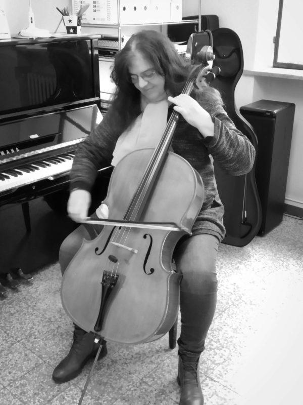 Lorenza Baraldi violoncello